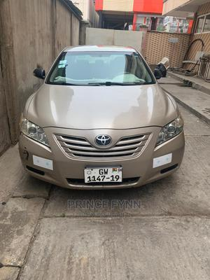 Toyota Camry 2009 Gold | Cars for sale in Greater Accra, Dansoman