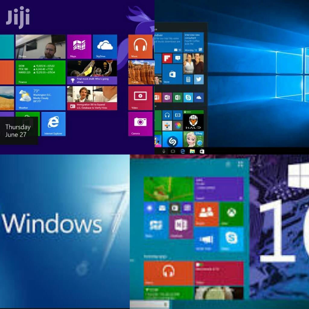 Windows 10, 8.1, 7, Vista , Xp And Any Pc Software