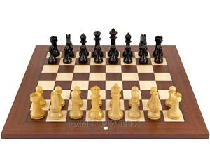 Wooden Chess Boad | Books & Games for sale in Greater Accra, Accra Metropolitan