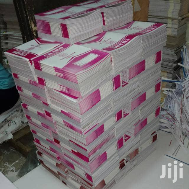 Exercise Books Printing At Cheap Cost   Printing Services for sale in Adenta Municipal, Greater Accra, Ghana