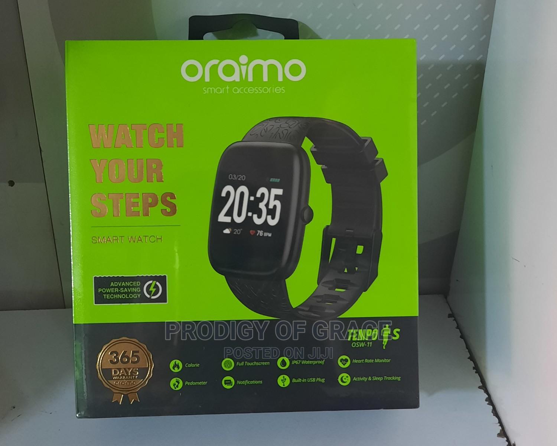 Oraimo Smart Watch OSW 11