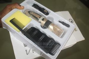 Rechargeable Hair Trimmer Clipper Shaving Barbering Machine | Tools & Accessories for sale in Greater Accra, East Legon