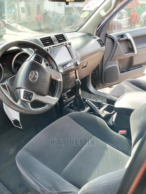 Toyota Land Cruiser Prado 2015 2.8 D-4d Black   Cars for sale in Kokomlemle, Greater Accra, Ghana
