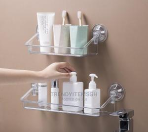 Plastic Lock Suction Stand Storage Holder | Home Accessories for sale in Greater Accra, Ga East Municipal