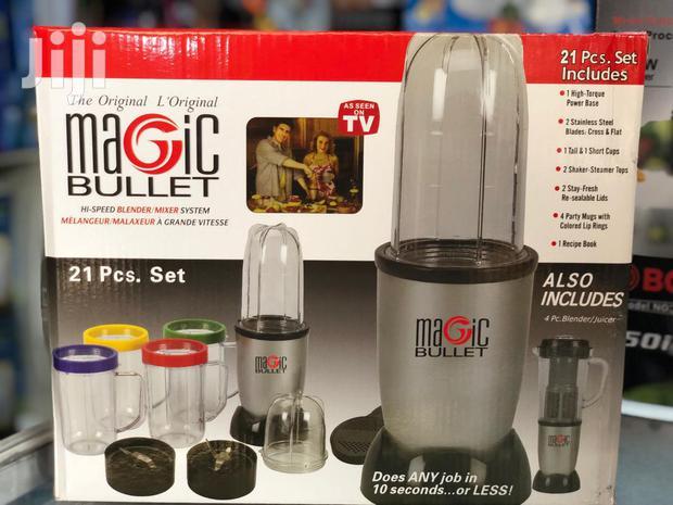 Archive: Magic Bullet Blender