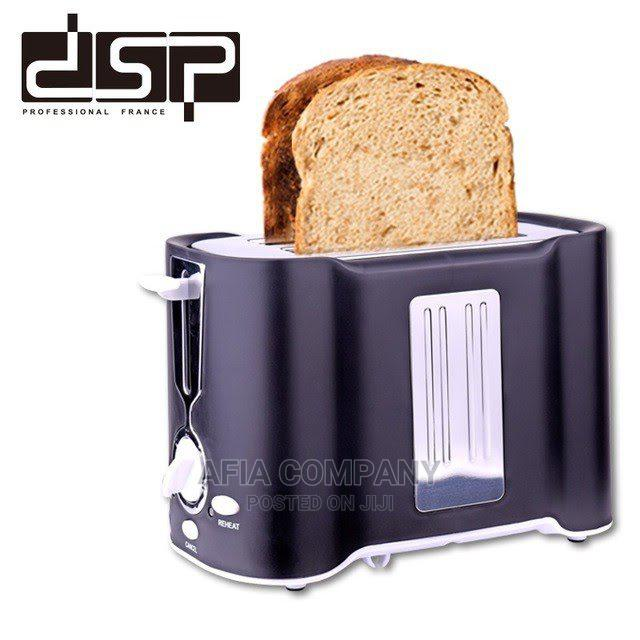 Dsp Bread Toaster - 2 Slices