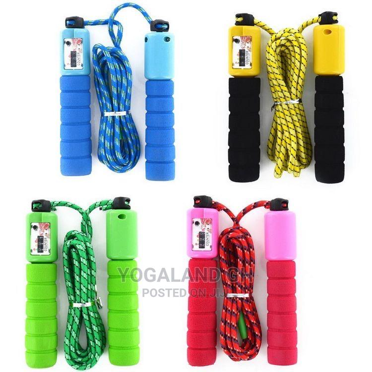 Electronic Skipping Rope | Sports Equipment for sale in Accra Metropolitan, Greater Accra, Ghana