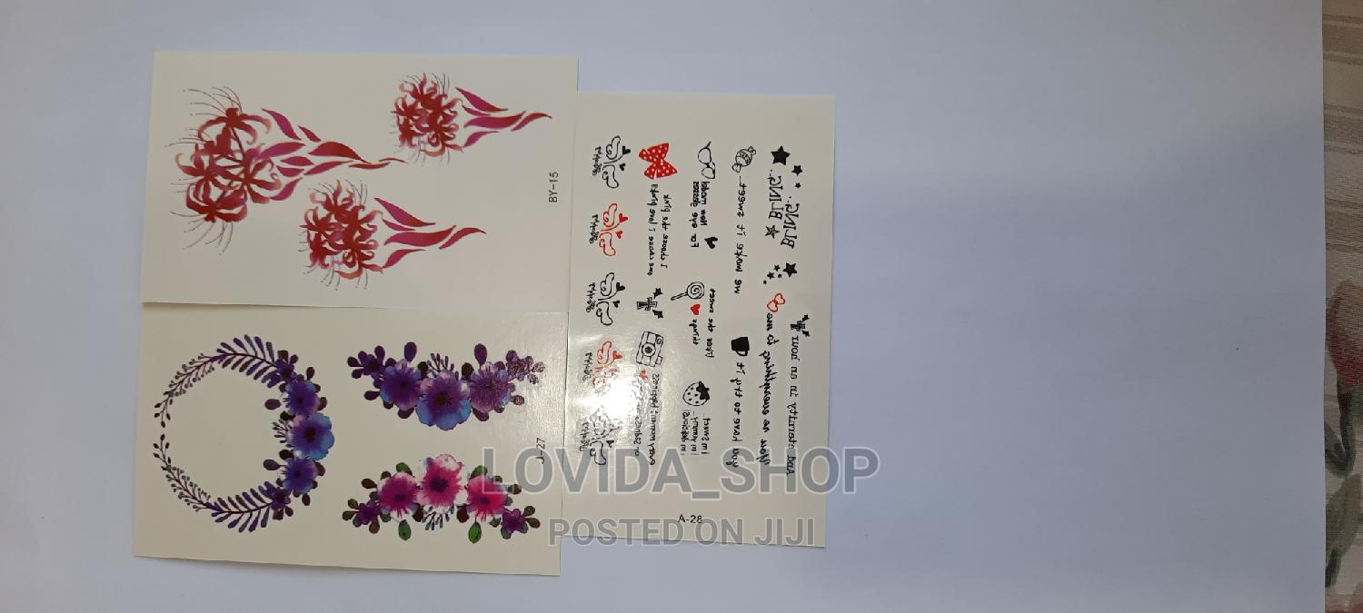Temporary Tattoos | Tools & Accessories for sale in Accra Metropolitan, Greater Accra, Ghana