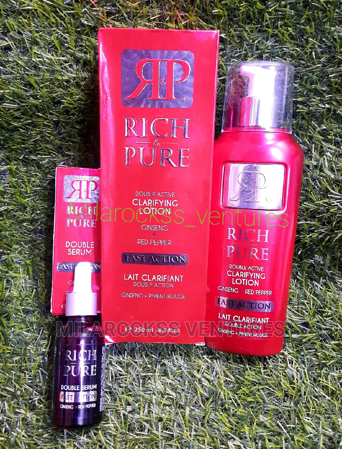 Rich And Pure Clarifying Body Lotion