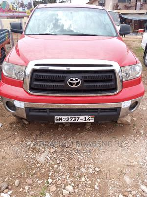 Toyota Tundra 2008 Red   Cars for sale in Greater Accra, Achimota