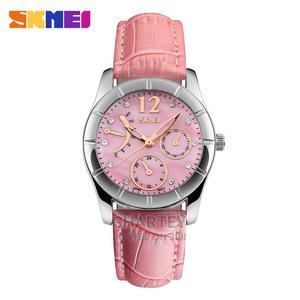 SKMEI 6911 Ladies Fashion Elegant Quartz Leather   Watches for sale in Greater Accra, Achimota