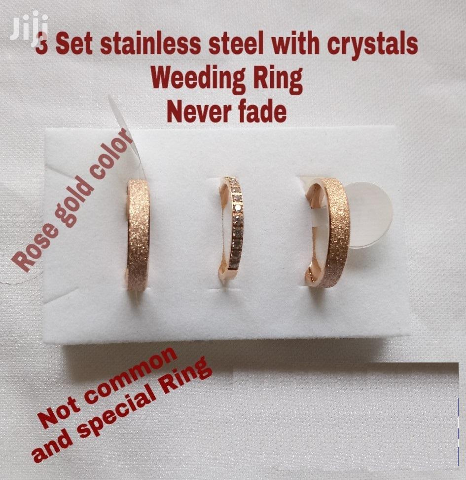 Wedding Rings Of High Quality At Manufacturer Prices | Wedding Wear & Accessories for sale in Kwashieman, Greater Accra, Ghana