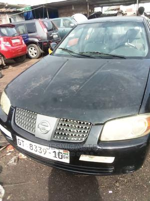 Nissan Sentra 2004 1.8 Black   Cars for sale in Greater Accra, Ga South Municipal