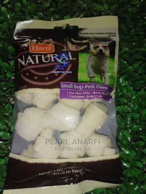 10pcs 2inch Natural Raw Hide   Pet's Accessories for sale in Greater Accra, Tema Metropolitan