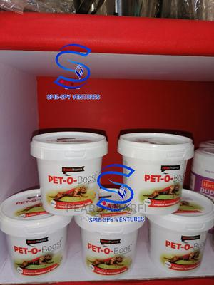 Pet-O-Boost Food Energizer 250gm   Pet's Accessories for sale in Greater Accra, Tema Metropolitan