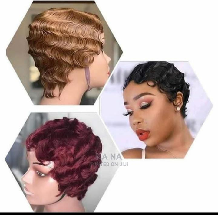 Classic Finger Waves Wig | Hair Beauty for sale in Accra Metropolitan, Greater Accra, Ghana