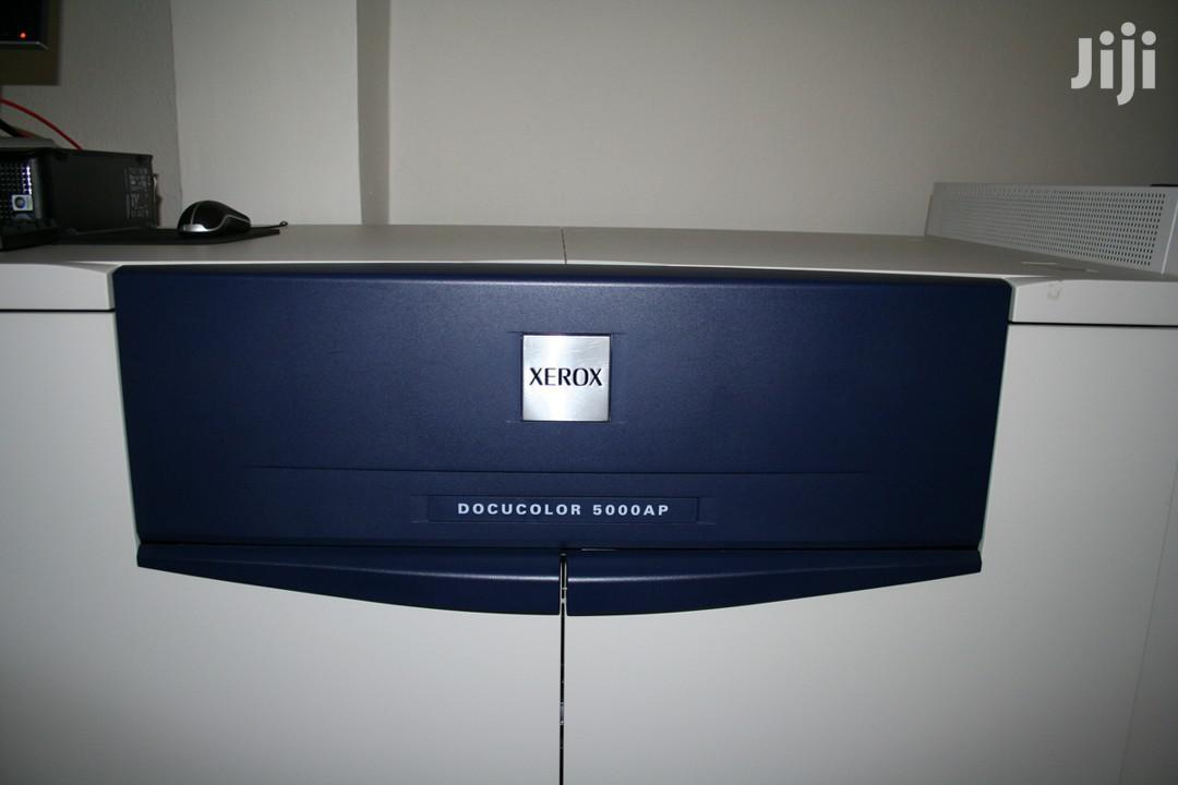Archive: Xerox 5000 Digital Press