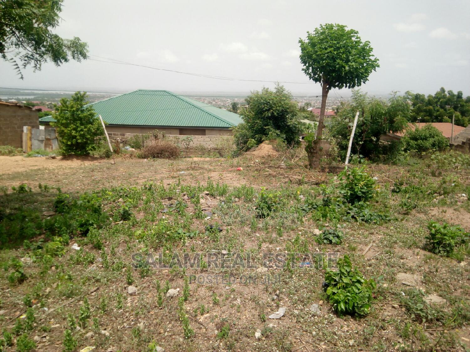 Archive: Registered 2 Plots of Land at Gbawe for Sale