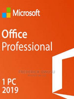 Microsoft Office 2019 Windows and Mac Available | Software for sale in Greater Accra, Awoshie