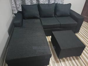 Brand New Quality Italian L Shape Sofa   Furniture for sale in Greater Accra, Ledzokuku-Krowor