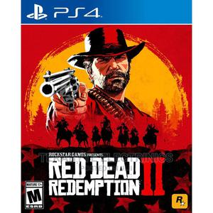 Red Dead Redemption 2 | Video Games for sale in Greater Accra, Akweteyman