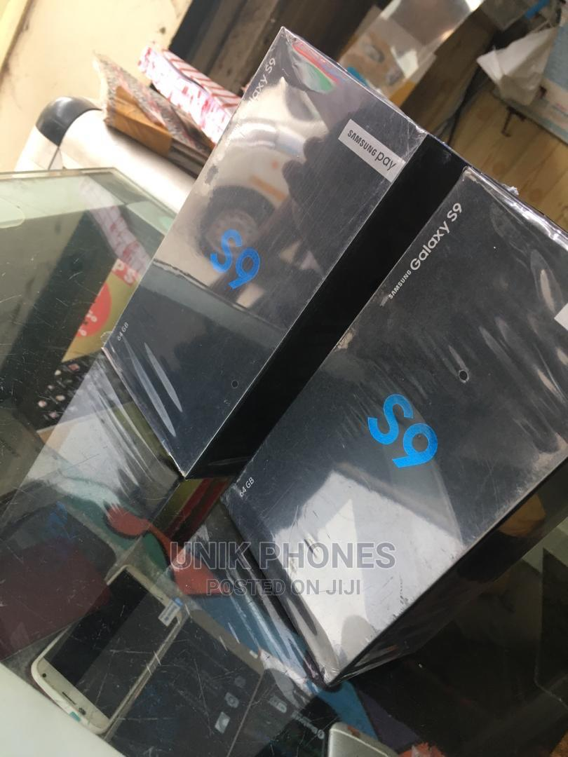 New Samsung Galaxy S9 64 GB Black   Mobile Phones for sale in Accra New Town, Greater Accra, Ghana