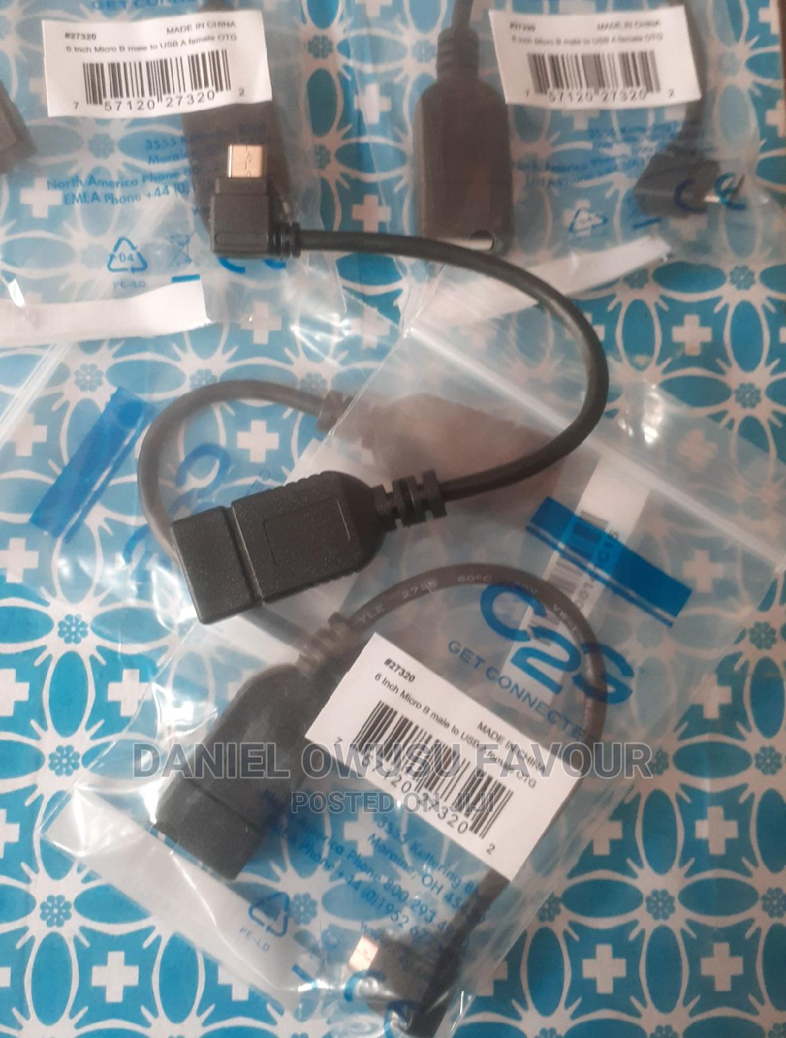 Android OTG and Type C | Accessories for Mobile Phones & Tablets for sale in Accra Metropolitan, Greater Accra, Ghana