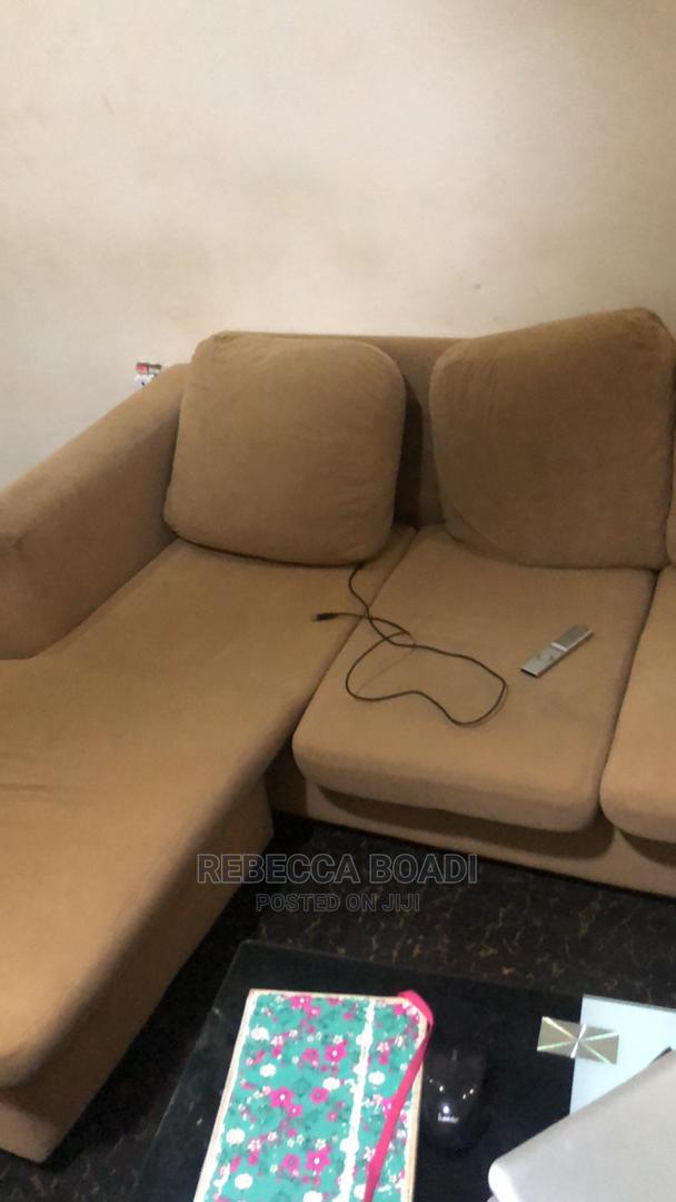 L Sofa for Sale   Furniture for sale in Ashaley Botwe, Greater Accra, Ghana