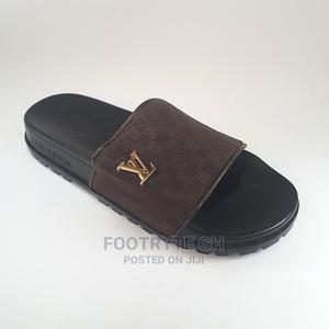 Original Louis Vuitton Pam Slippers   Shoes for sale in Greater Accra, Ashaiman Municipal