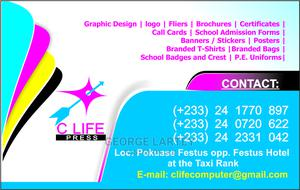 Printing/Delivery Services | Printing Services for sale in Greater Accra, Pokuase