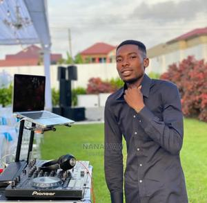 Powered Speakers for Rent With a Good DJ | DJ & Entertainment Services for sale in Greater Accra, Madina
