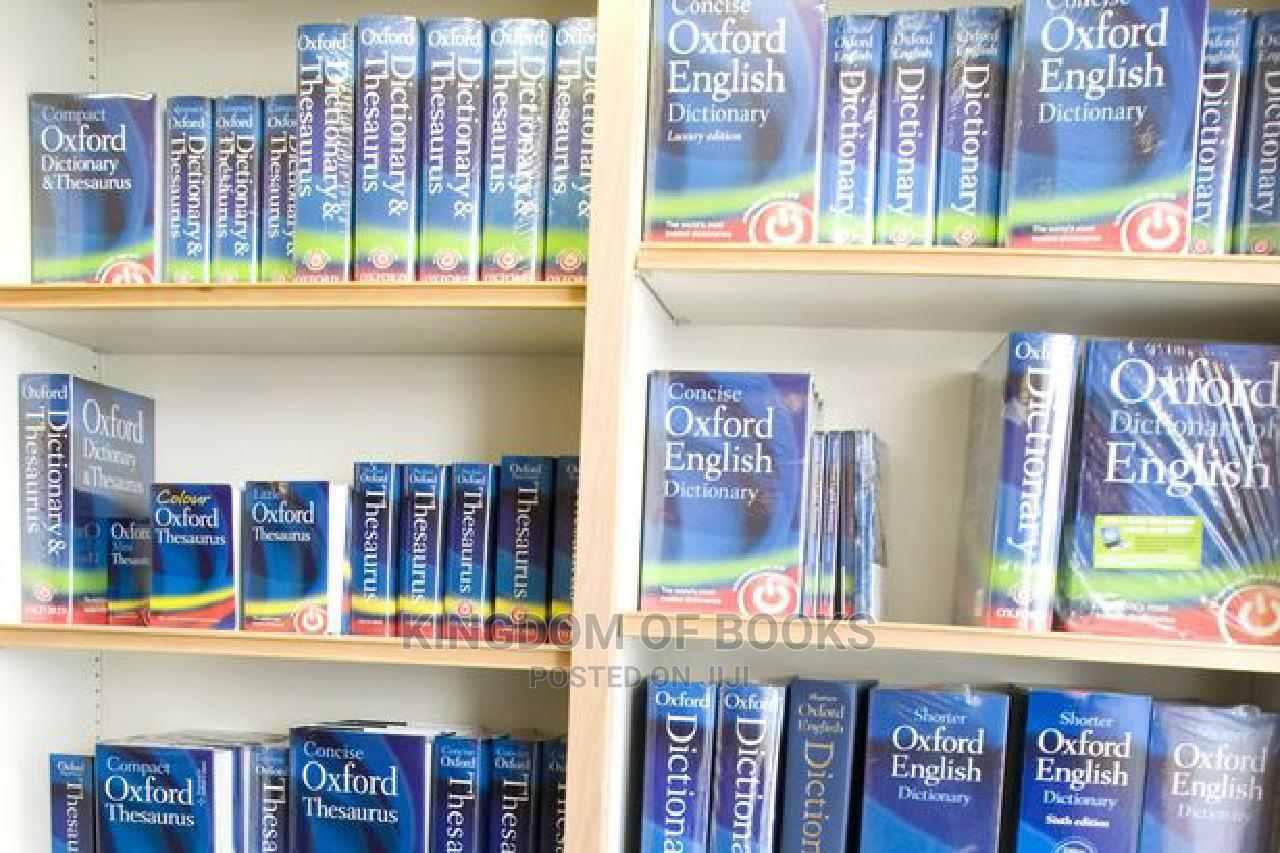 Oxford Advance Learners Dictionary   Books & Games for sale in Airport Residential Area, Greater Accra, Ghana