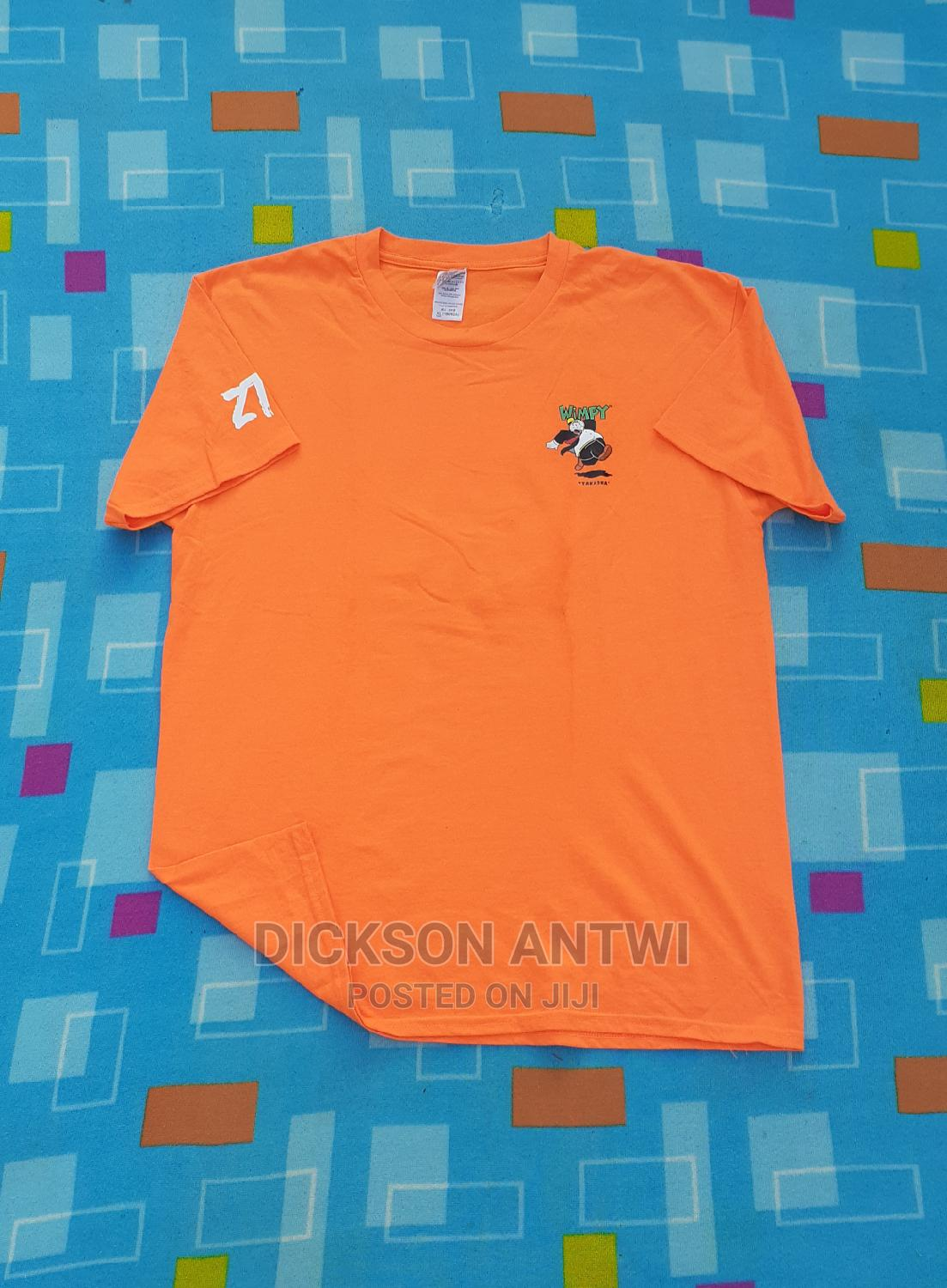 Round Necks and Club Tees   Clothing for sale in Achimota, Greater Accra, Ghana