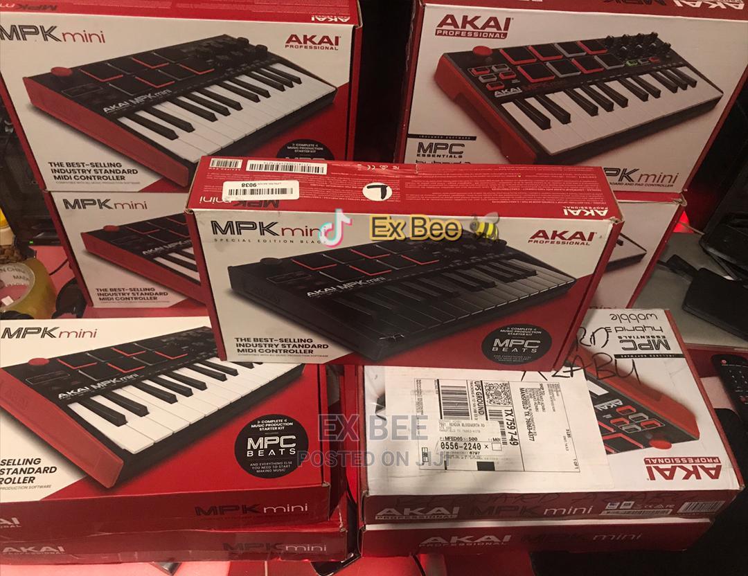 Akai Mpk MK3 (With LCD) Latest Midi Keyboard
