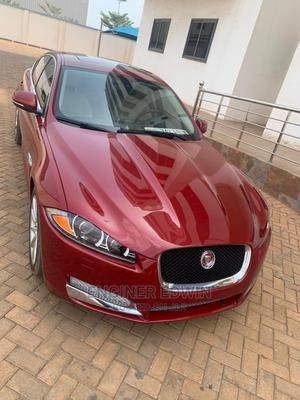 Jaguar XF 2015 Red | Cars for sale in Greater Accra, Tesano