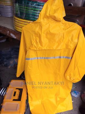 Refletive Rain Coat | Safetywear & Equipment for sale in Greater Accra, Accra Metropolitan