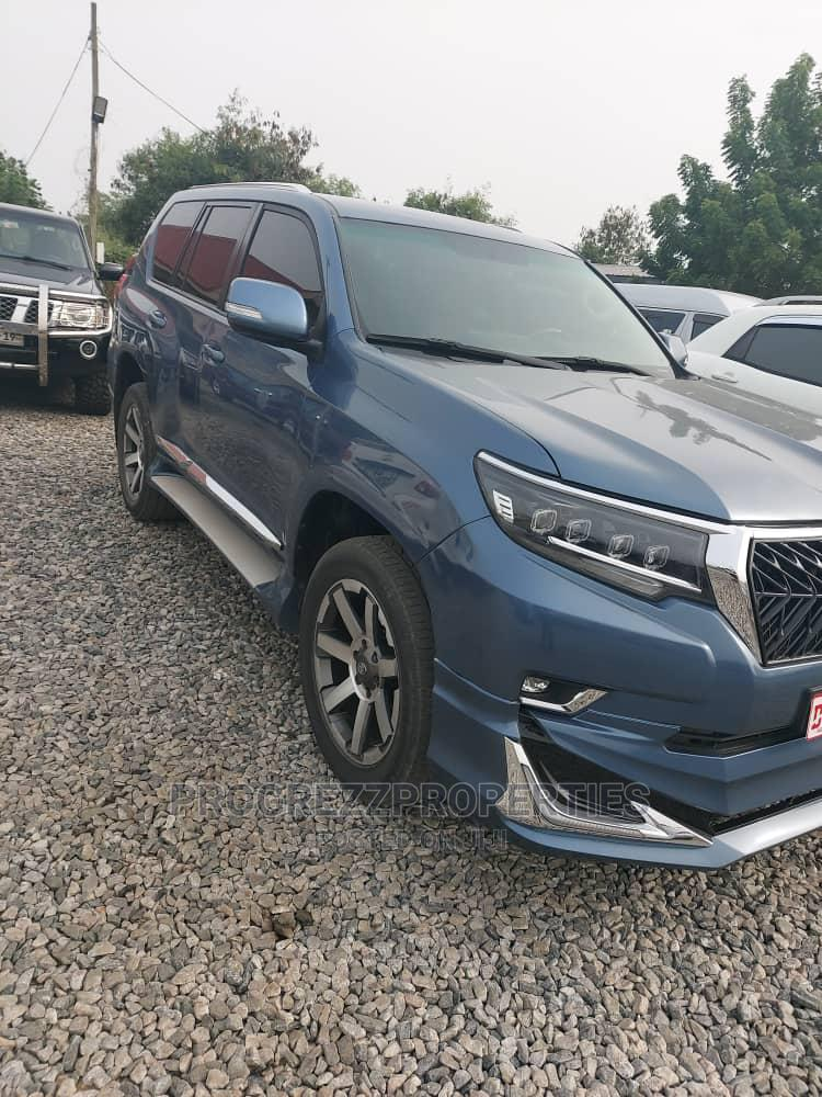 Toyota Land Cruiser Prado 2017 2.7 Blue
