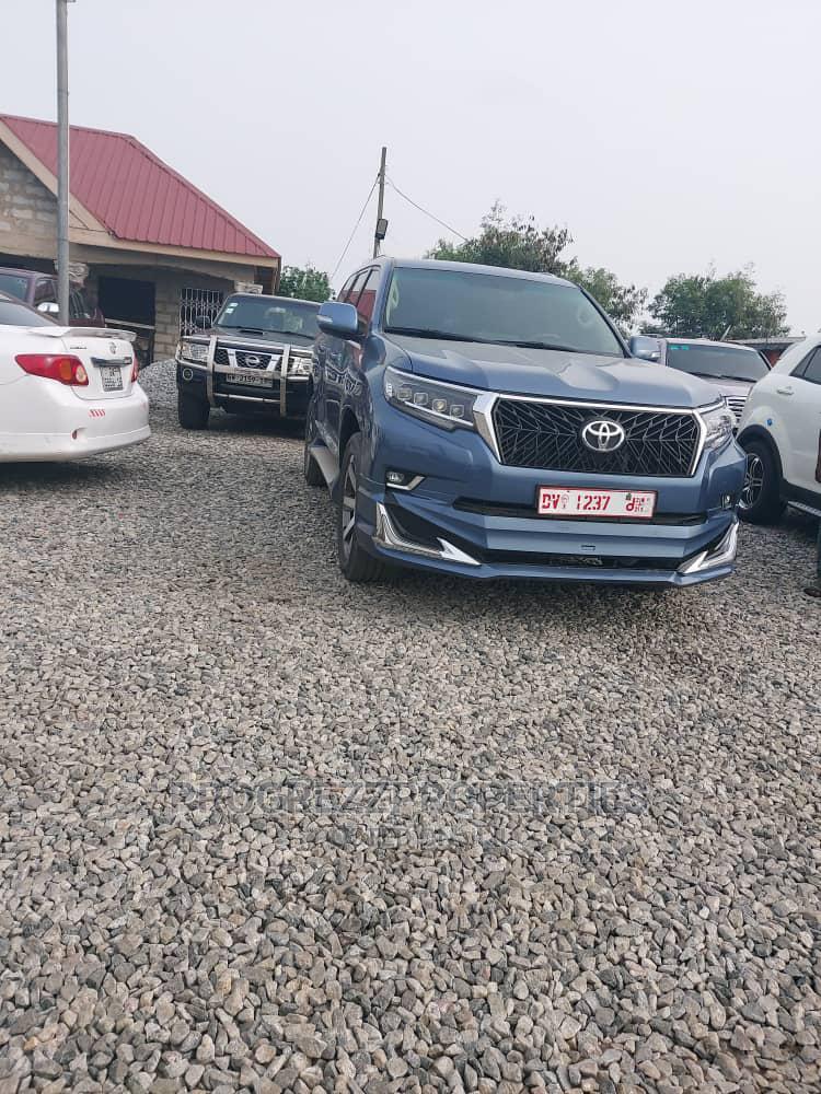 Toyota Land Cruiser Prado 2017 2.7 Blue   Cars for sale in Tema Metropolitan, Greater Accra, Ghana
