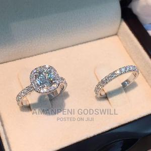 2- Piece Wedding Ring – Silver | Wedding Wear & Accessories for sale in Greater Accra, East Legon