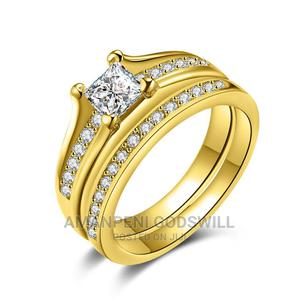 2- Piece Wedding/Engagement Rings – Gold   Wedding Wear & Accessories for sale in Greater Accra, East Legon