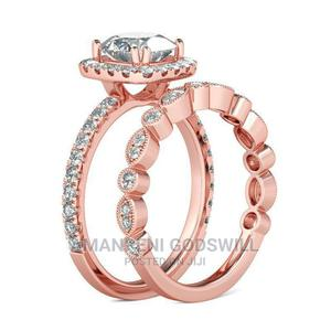 2- Set Wedding/Engagement Rings- Rose Gold   Wedding Wear & Accessories for sale in Greater Accra, East Legon