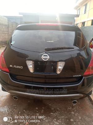 Nissan Murano 2007 SL AWD Black   Cars for sale in Greater Accra, Kwashieman