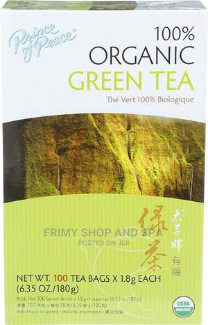 Prince of Peace 100% Organic Green Tea   Meals & Drinks for sale in Greater Accra, Achimota