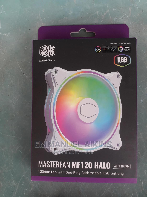 Cooler Master Rgb Fan