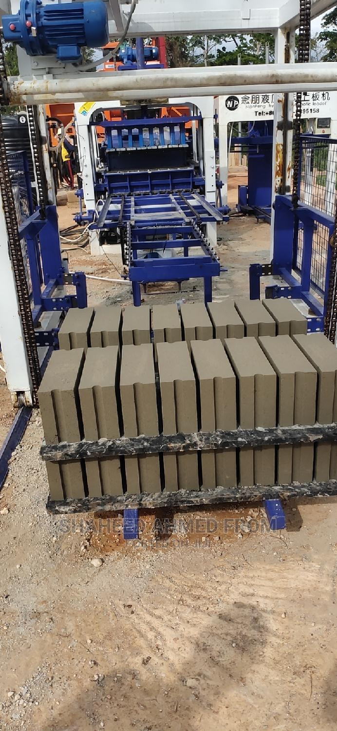 Automatic Brick-making Machine | Manufacturing Equipment for sale in Achimota, Greater Accra, Ghana
