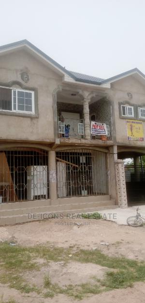 2 Bedroom Storey House With 2 Shops Beneath Up for Sale   Houses & Apartments For Sale for sale in Central Region, Awutu Senya East Municipal