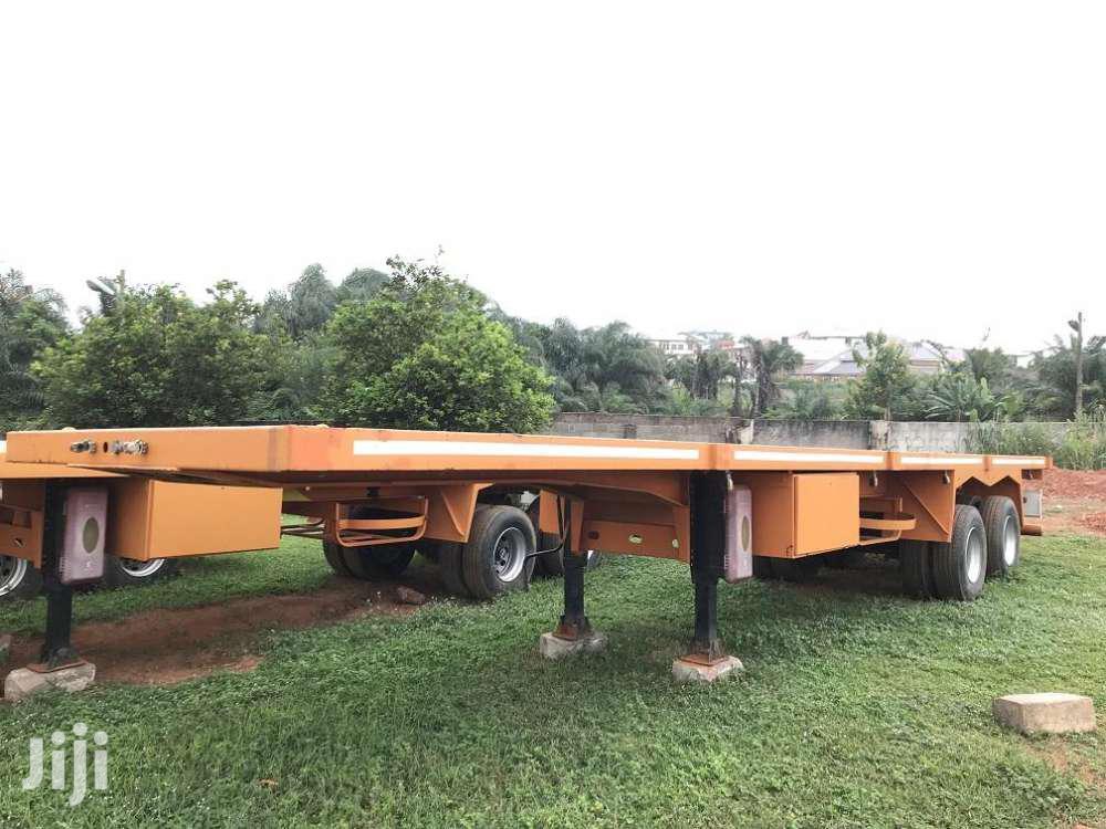Trailer Brand NEW 2 Axel | Trucks & Trailers for sale in Kumasi Metropolitan, Ashanti, Ghana