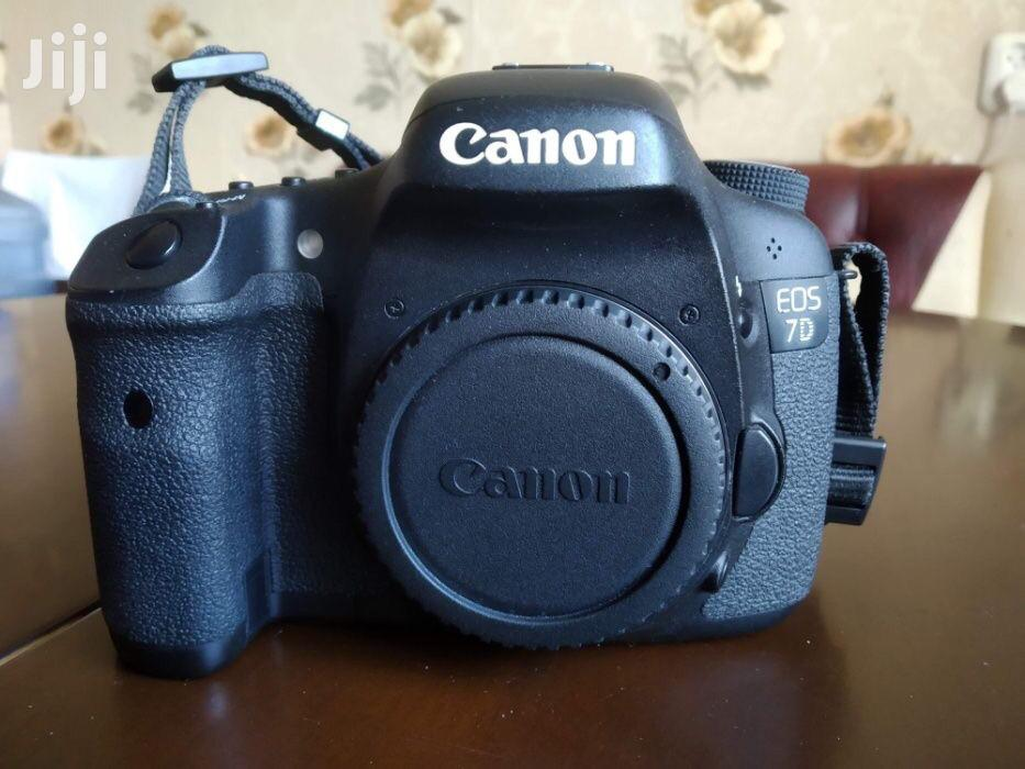 Canon 7d Body | Photo & Video Cameras for sale in North Kaneshie, Greater Accra, Ghana