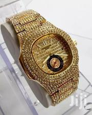 Patek Philippe Nautilus Studded Watch | Watches for sale in Greater Accra, Adenta Municipal