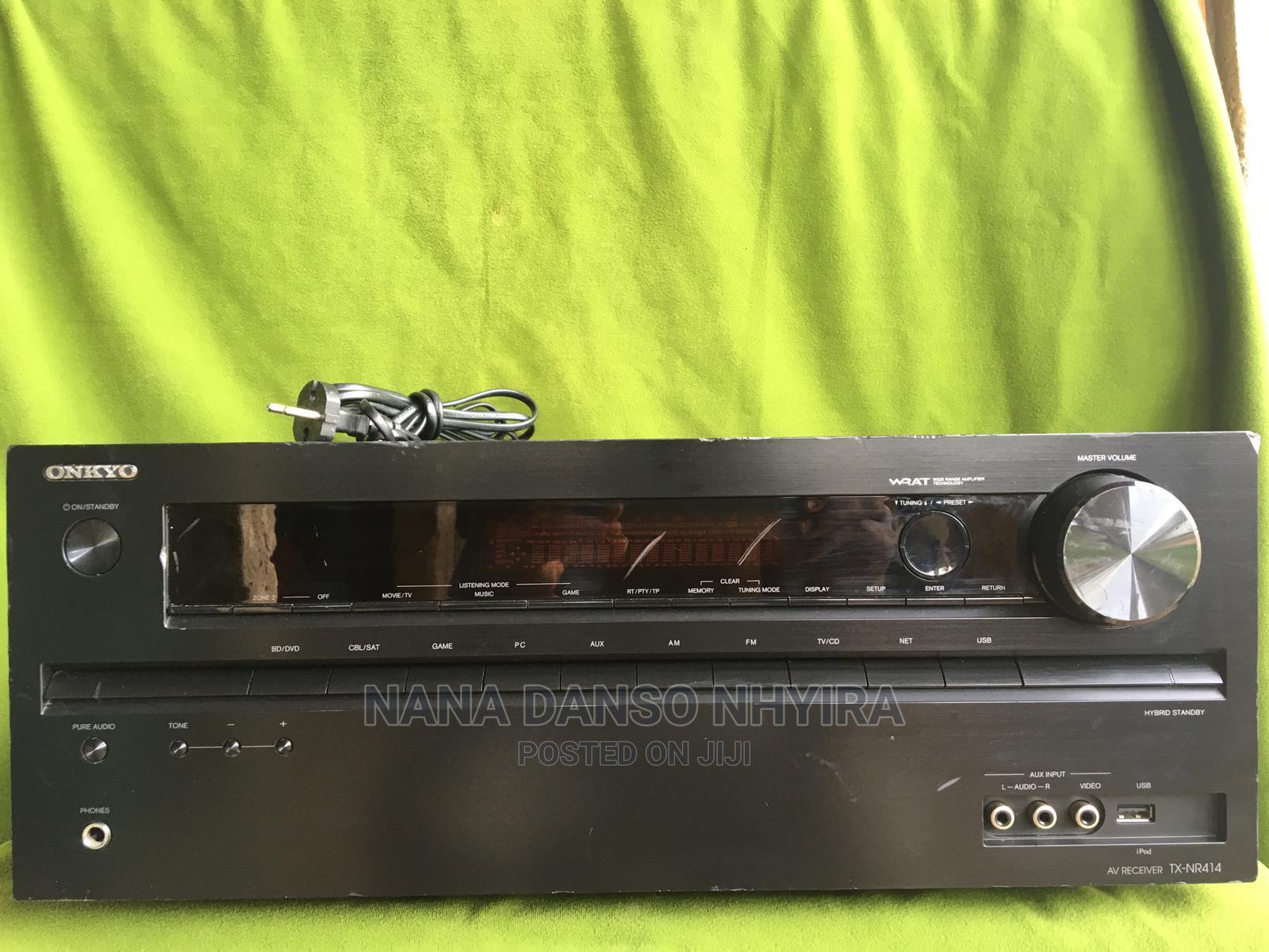 Onkyo AVR/Amplifier